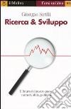 Ricerca & sviluppo libro