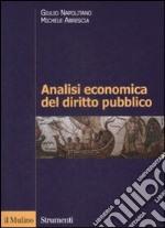Analisi economica del diritto pubblico