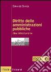 Diritto delle amministrazioni pubbliche. Una introduzione libro