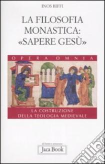 La costruzione della teologia (4) libro di Biffi Inos