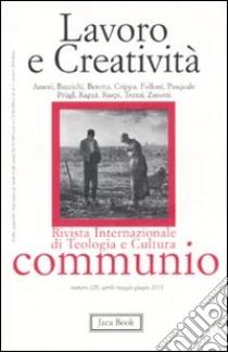 Lavoro e creatività libro