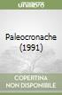 Paleocronache (1991) libro