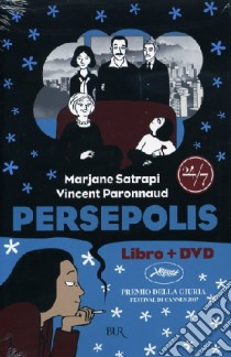 Persepolis. Con DVD libro di Satrapi Marjane - Paronnaud Vincent