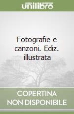 Fotografie e canzoni libro di Waits Tom; Corbijn Anton