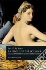 La filosofia del boudoir libro