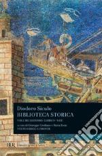 Biblioteca storica. Testo greco a fronte. Vol. 2: Libri IV-VIII libro