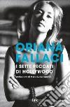 I sette peccati di Hollywood libro