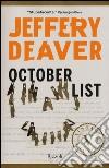 October List libro