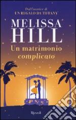 Un Matrimonio complicato libro