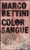 Color sangue libro