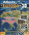 Atlante d'Europa in 3D. CD-ROM