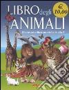 Libro degli animali. Dizionario illustrato dalla A alla Z