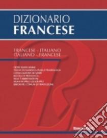 Dizionario francese libro