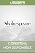 Shakespeare libro