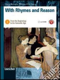 MEDAGLIA RHYMES REASON V. 1+GENRES+CDROM libro di Medaglia Cinzia, Young Beverly A.