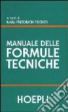 Manuale delle formule tecniche libro