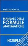 Manuale delle formule matematiche libro