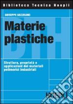 Materie plastiche libro