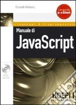 Manuale di JavaScript libro