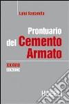 Prontuario del cemento armato libro