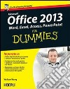 Office 2013. Four Dummies