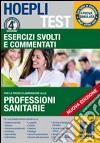 Hoepli test. Esercizi svolti e commentati per i test di ammissione all'università (7) libro