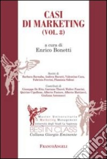 Casi di marketing (8) libro