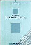 Elementi di geometria analitica libro