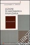 Lezioni di matematica finanziaria libro