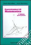 Esercitazioni di matematica. Vol. 2/1 libro