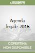 Agenda legale 2016 libro