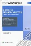 L'Impresa nei mercati esteri libro
