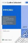 Immobili 2017 libro