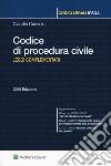 Codice di procedura civile. Leggi complementari libro