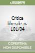 Critica liberale n. 101/04 libro
