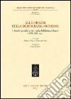 Alle origini della democrazia moderna. I fondi antichi e rari nella biblioteca Basso (XVI-XIX sec.) libro