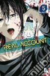 Real account. Vol. 5 libro
