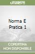 NORMA E PRATICA 1 libro