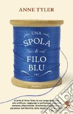 Una spola di filo blu libro