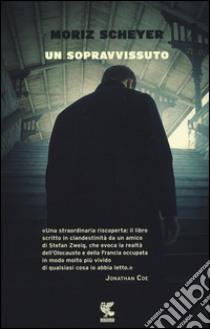 Un sopravvisuto libro di Scheyer Moriz
