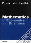 Mathematics for economics and business libro