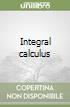 Integral calculus libro