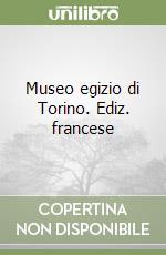 Museo egizio di Torino. Ediz. francese libro di Roccati Alessandro