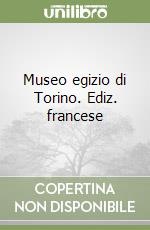 Museo egizio di Torino. Ediz. francese libro di Roccati Alessandro