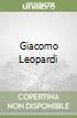 Giacomo Leopardi libro