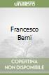 Francesco Berni libro