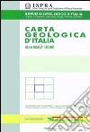 Carta geologica d'Italia 1:50.000 F� 099. Iseo. Con note illustrative
