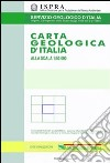 Carta geologica d'Italia 1:50.000. F� 089 Courmayeur. Con note illustrative
