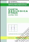 Carta geologica d'Italia 1:50.000 F� 422. Cerignola. Con note illustrative