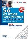 56 vice revisori tecnici infermieri nella Polizia di Stato. Quiz a risposta commentata per la prova unica